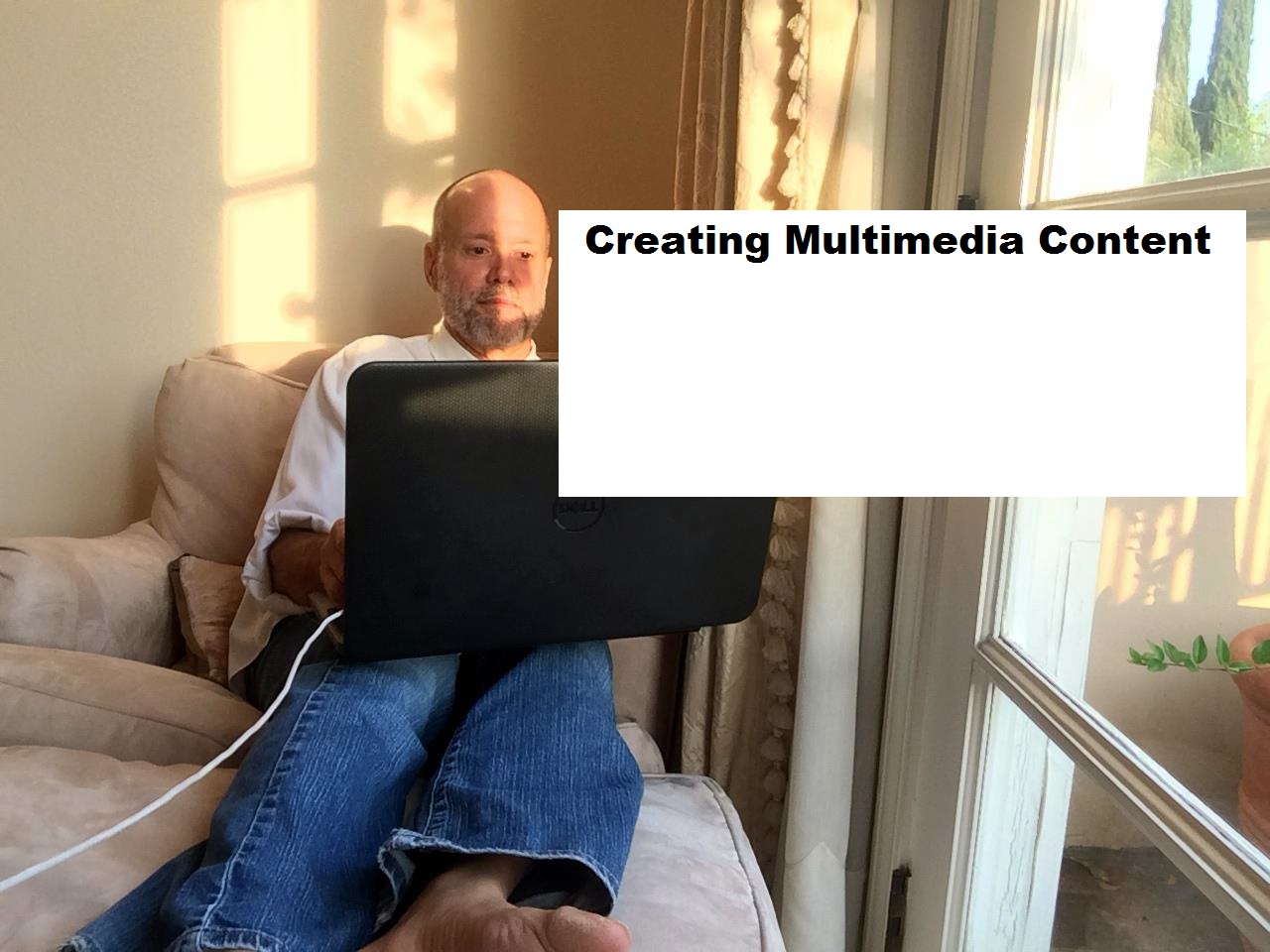creating multimedia content