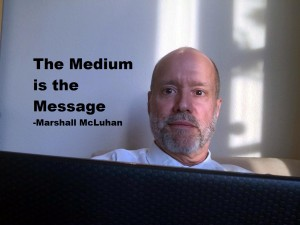 creating muiltimedia content message