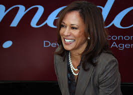 Subjective Truth Prayer: Kamala Harris at Agape