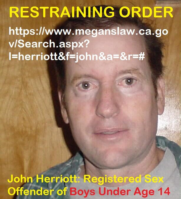 DO IT YOURSELF: Citizen Restraining Order