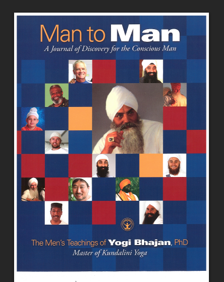 man to man yogi bhajan