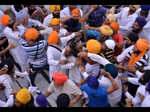 sikh temple brawling
