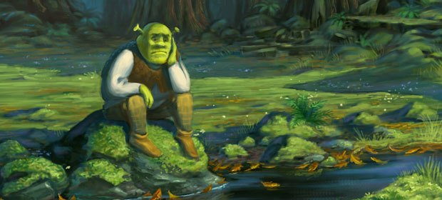 shrek mediation