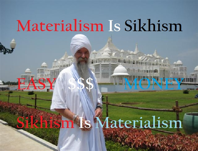 gullibility guru singh easy money india trip