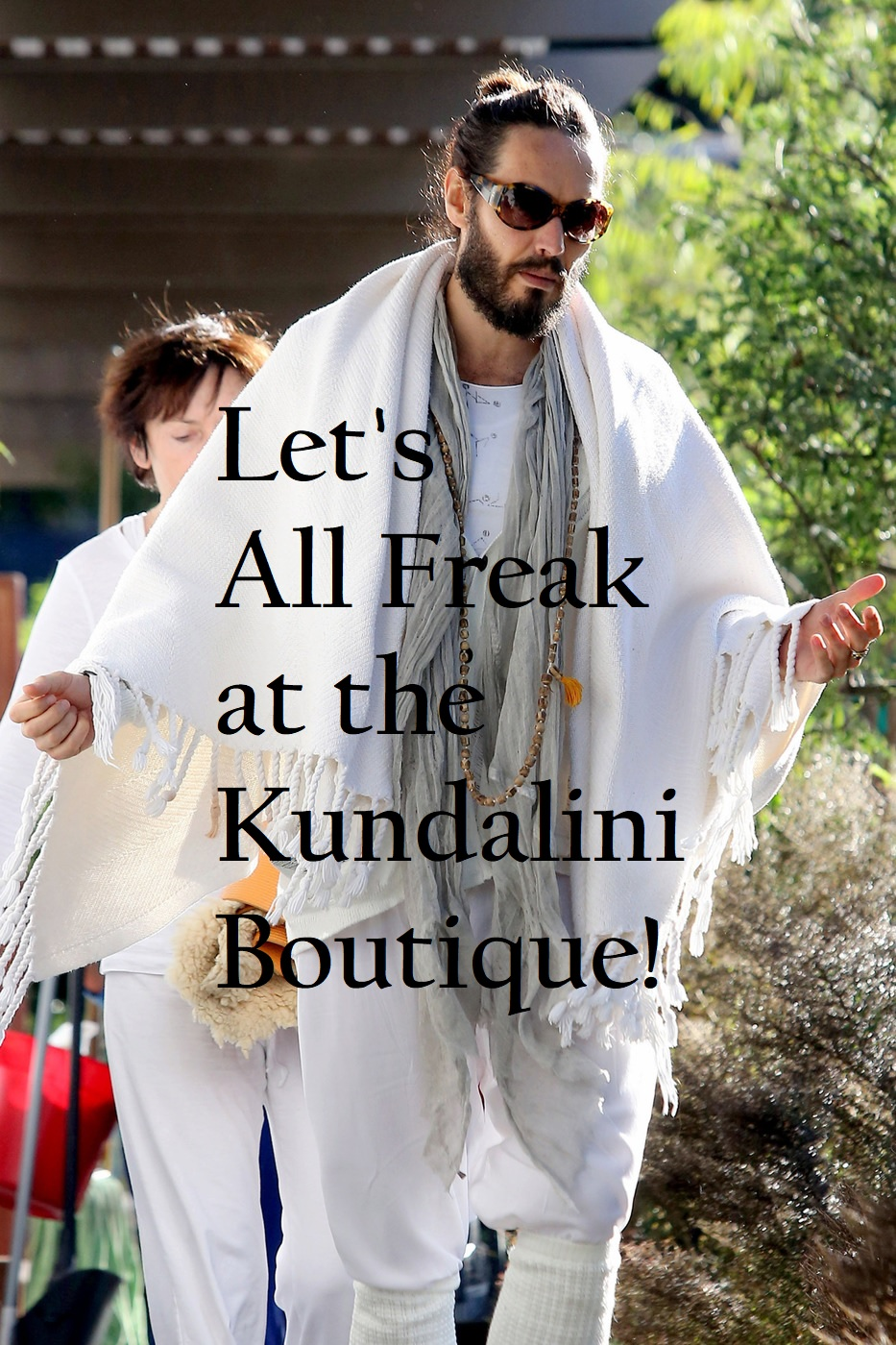 russell brand kundalini clothes