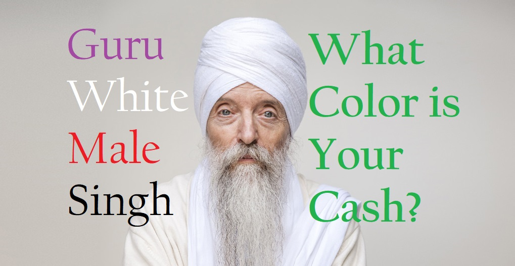 guru white male singh cash
