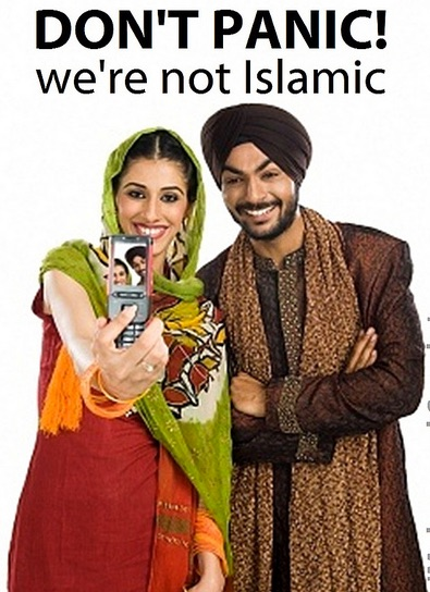 Sikh Anti-Islamic Hate Speech