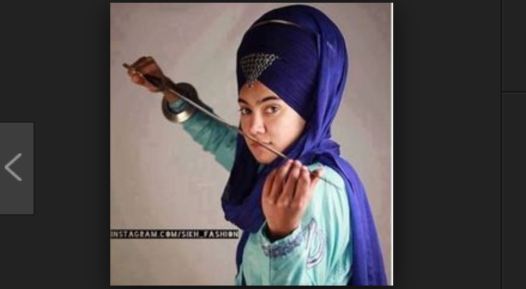 religion kills sikh women