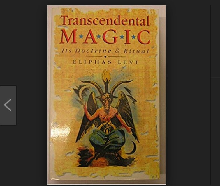 Freemasonry & Transcendental Magic