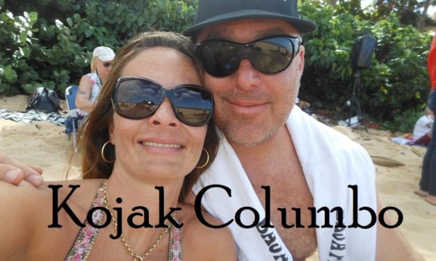 UNDERCOVER INVESTIGATOR | Kojak Columbo Get Married on Fakebook
