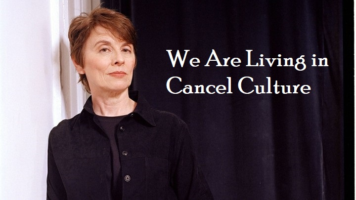 Camille Paglia Has Been A Virtual Teacher to Me