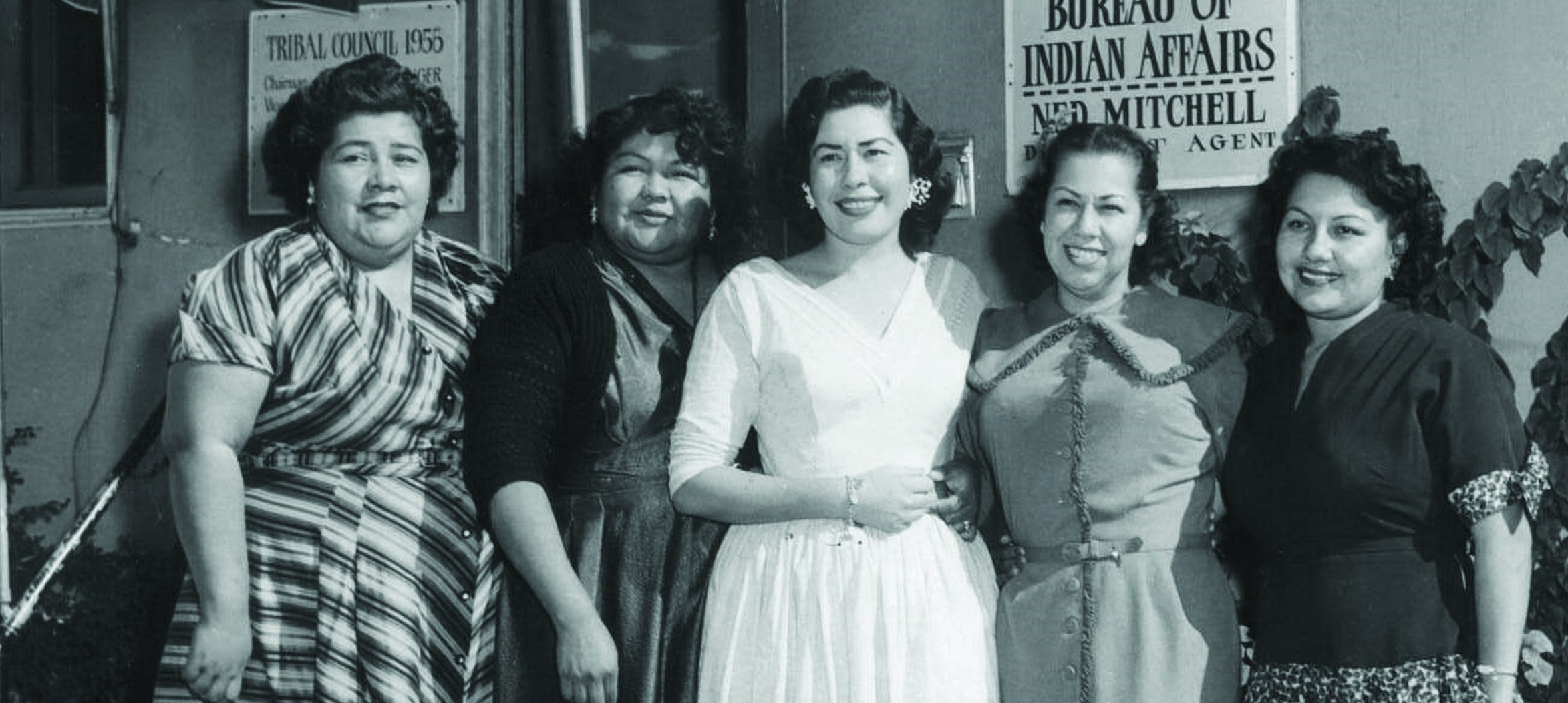 All Woman Agua Caliente Tribal Council Won The Right To Lease Their Own Private Property, Paving the Way for Indian Gaming