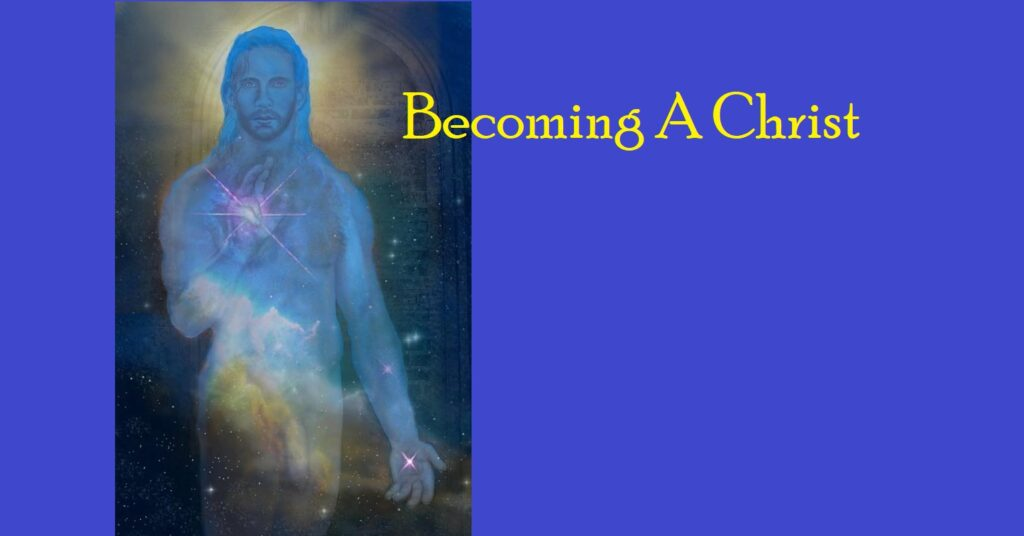 becoming christ charity secret