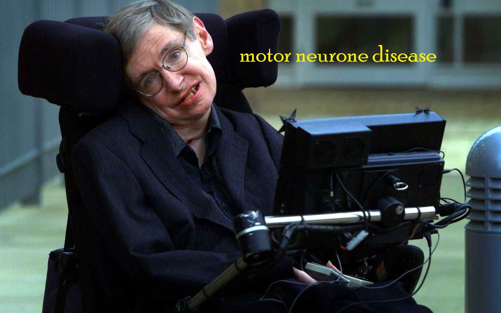 motor neurone disease