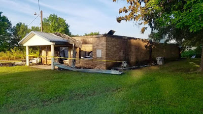 FACT CHECK: Did Arson Really Destroy the Masonic Hall in Wright City, Oklahoma?