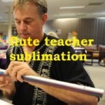 flute teacher pedophile sublimation