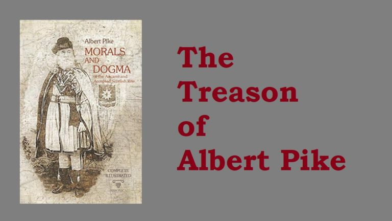 treason of albert pike