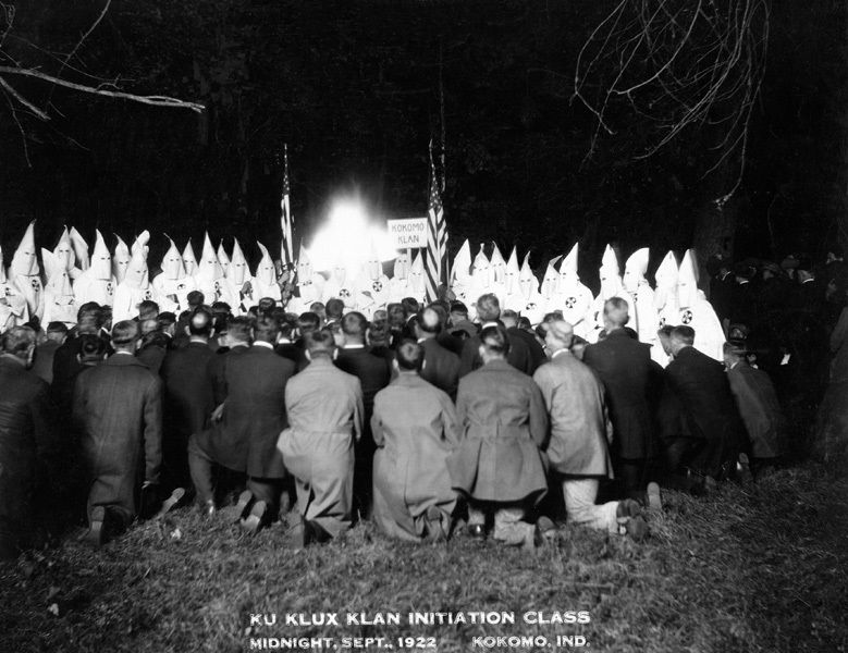 indiana freemasonry and the kkk