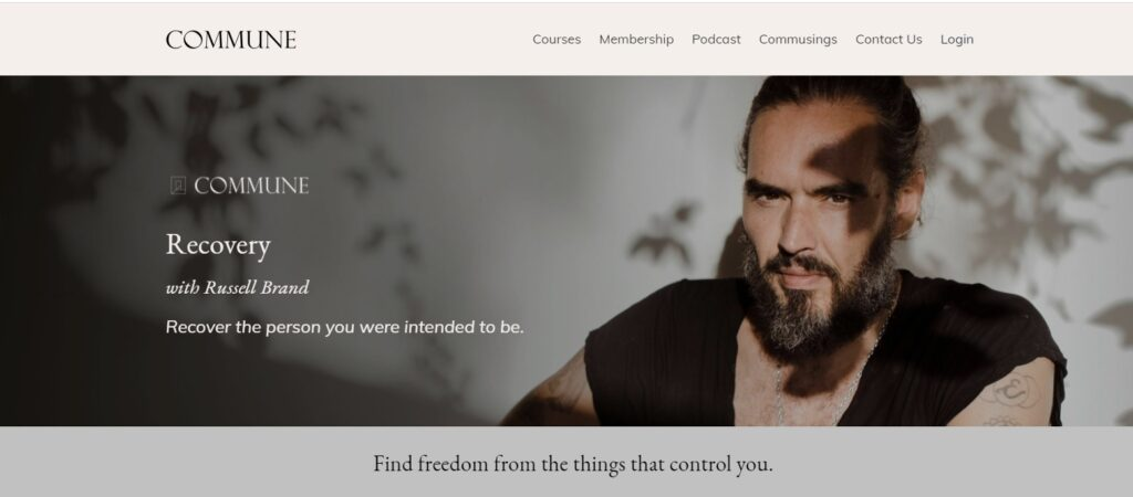 recover your inner comedian with russell brand